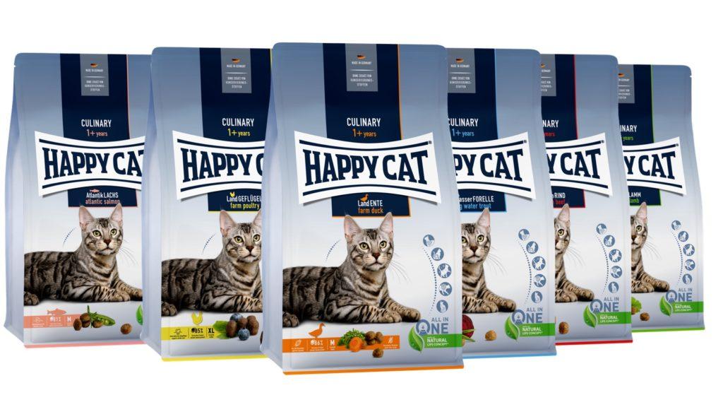 グルメな愛猫も大満足の成猫用コンプリートフード 色んな味が楽しめるバラエティ豊富なシリーズ